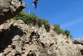 Canyoning à Saint-Guilhem Le Désert Au Canyon Du Diable