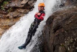 Canyoning Et Toboggan Dans Les Cévennes Près Du Vigan Aux Cascades D'Orgon